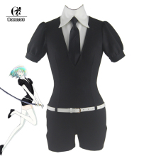 Фотография ROLECOS Land of the Lustrous Phosphophyllite Cinnabar Diamond Bort Morganite jumpsuits Suits Coat Jacket Uniform Cosplay Costume