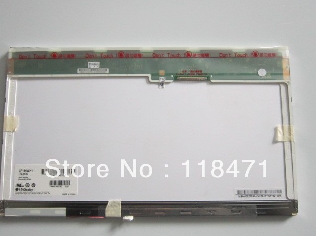 Grade Een 15.6 Inch AUO B156XW02 V6 Lcd-scherm Resolutie Van 1366 RGB * 768 WXGA