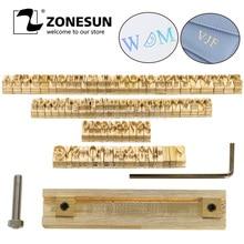 T slot Brass letters die cut, deboss mold, hot foil stamp, copper alphabet cut set, customization font, Character mold set