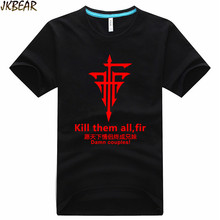Funny Japanese Anime Baka and Test Summon the Beasts FFF Inquisition T Shirts for Men and Women Short Sleeve Cartoon Tee S-3XL