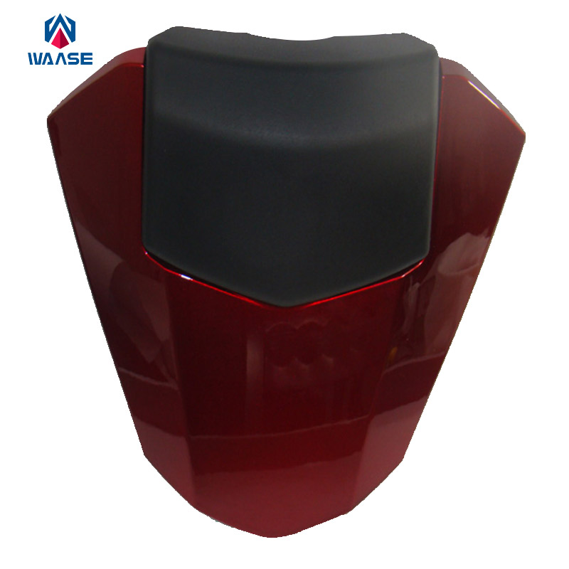 Motorcycle Parts Rear Seat Cover Tail Section Fairing Cowl Dark Red For 2008 2009 2010 2011 2012 2013 2014 2015 Yamaha YZF R6