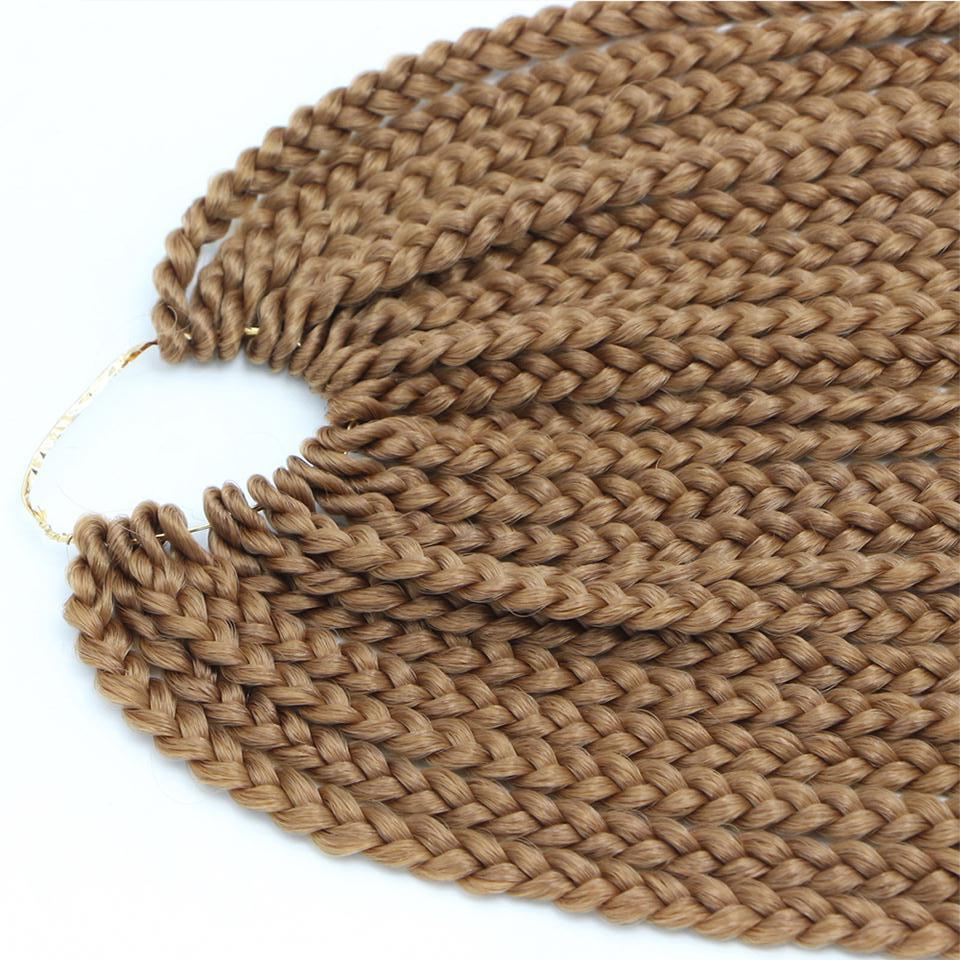 Braiding United Strands Crochet