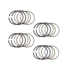 4 Pairs Motorfiets Motor Onderdelen Std Boring 65Mm Zuiger Ring Voor Honda CBR600 F2 F3 Cbr 600 CBR600F2 CBR600F3