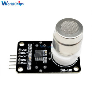Image 3 - MG811 Carbon Dioxide Gas CO2 Sensor Module Detector With Analog Signal Output 0 2V