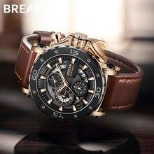 BREAK Top Luxury Brand Men Watch Fashion