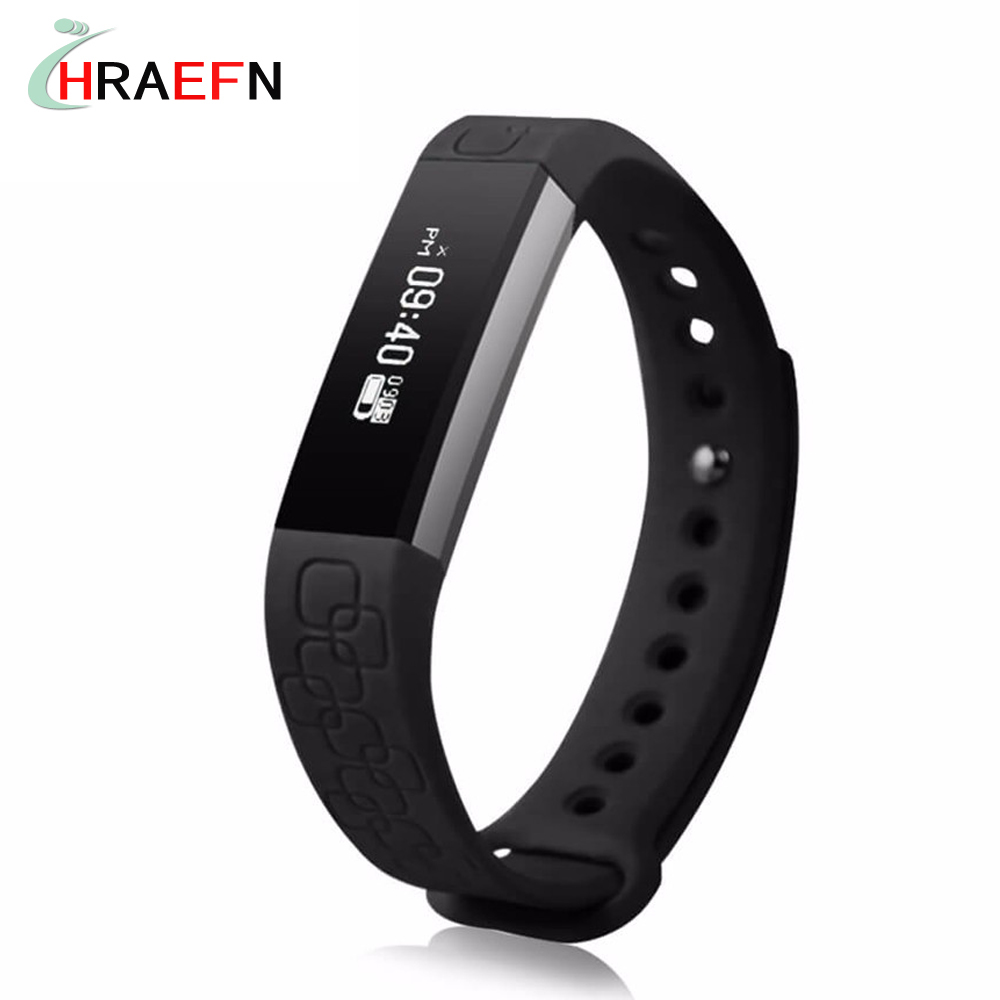 HRAFEN Micro K Smart Band Heart Rate Monitor bluetooth smartband sport watch fitness tracker bracelet for