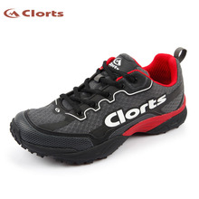 2016 Clorts Men's Running Shoes Lightweight Outdoor Sport Shoes For Male Women Free Shipping 3F010C