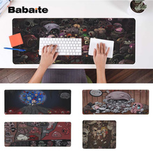 Babaite Beautiful Anime The Binding of Isaac  Silicone large/small Pad to Mouse Game Rubber PC Computer Gaming mousepad