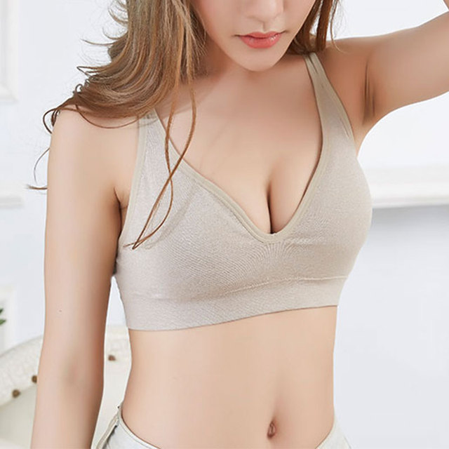 Cropped Padded Straps removable chest pad Tube Tops