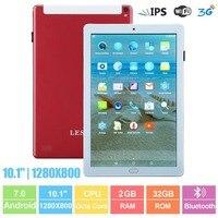 Mejor Nuevo 10 1 pulgadas Tablet estudiante tabletas Bluetooth 2G 32G Cámara dual tarjeta SIM dual 1280