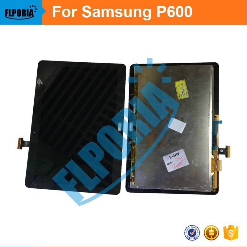 10.1 Tablet LCD For Samsung Galaxy Note 10.1 SM-P600 P605 P600 Display +Touch Screen Digitizer Glass Assembly Panel LCD Combo for meizu m5 note touch screen lcd