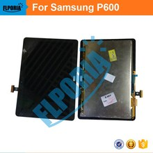 "10,1 ""tablet lcd für samsung galaxy note 10.1 sm-p600 p605 p600 display + touchscreen digitizer glass assembly panel lcd combo"