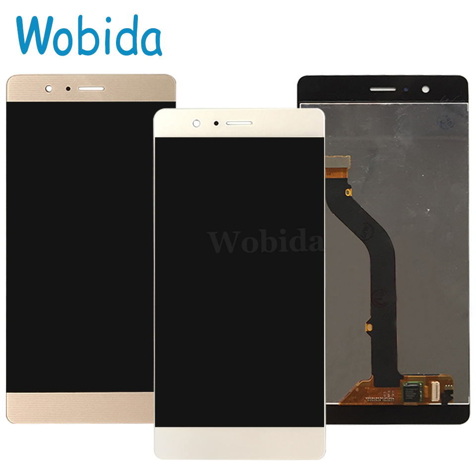 ФОТО Original LCD Display For Huawei P9 Lite LCD Display with Touch Screen LCD Digitizer Glass Panel Replacement For Huawei P9 Lite