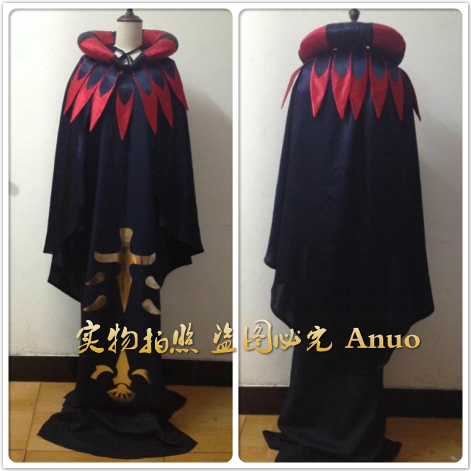 Fate Zero Caster cos cosplay costume customize any size