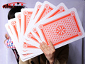 Big King Poker Cards Huge size triple double fourfold playing board game