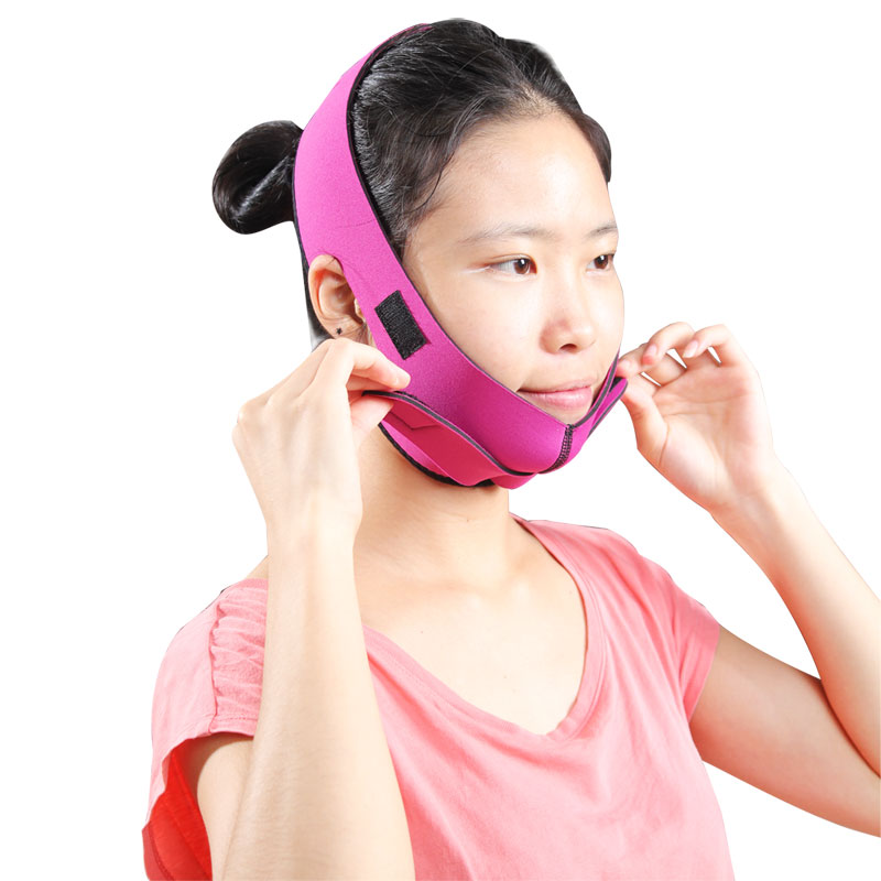 Health care thin face mask slimming facial thin masseter double chin skin care thin face bandage belt концентрат health