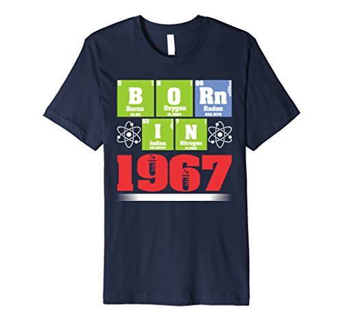Science Birthday Shirts For Ages 1967 Short Sleeves Cool Fashion T Male Tee Clothing