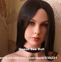 New! Top quality TPE sex doll head for japanese love doll, oral sex toys for men, life size masturbator, sex products
