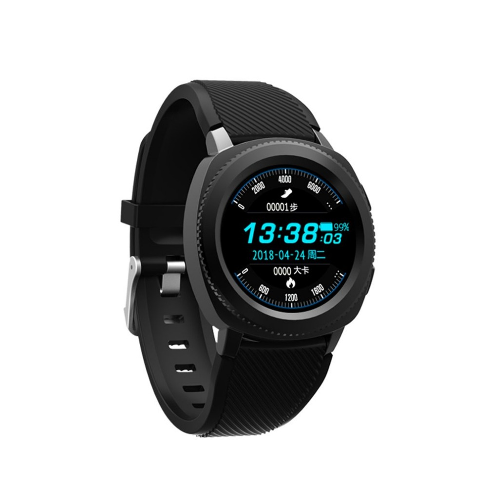L2 IP68 Waterproof Sport Smart Watch Steps Sleep Monitor Heart Rate Multiple Sports Bluetooth with Silicone Band smart watch mtk2502 ip68 microwear l2 waterproof bluetooth calling heart rate sleep monitor sports watch