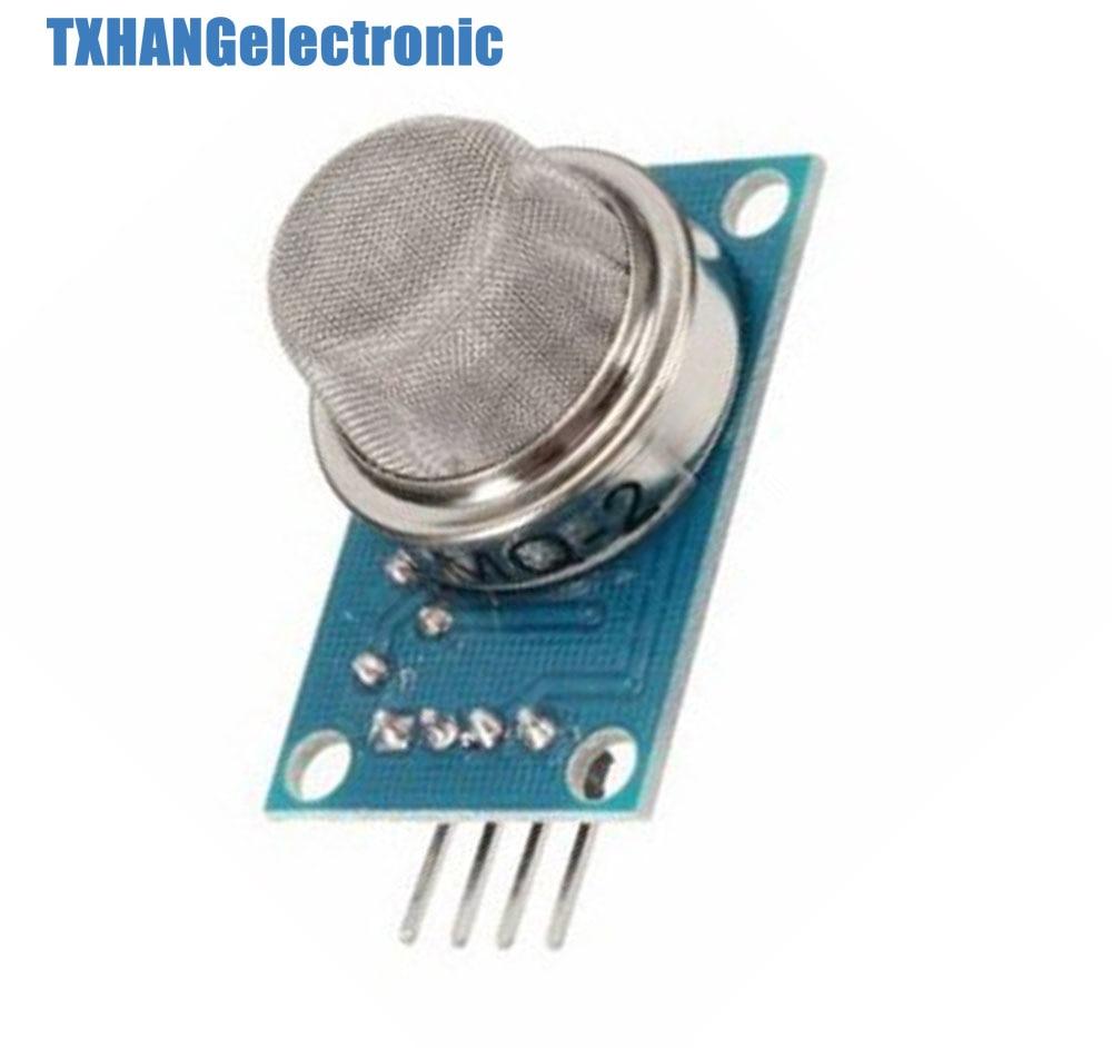 1pcs MQ-2 MQ2 Smoke methane Gas LPG Butane Hydrogen Gas Sensor Detector Module