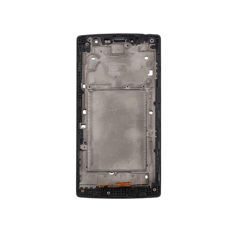 imágenes para Digitalizador Pantalla táctil Sensor de Vidrio + Pantalla LCD Monitor de Montaje en Panel + Frame para LG G4c H525N H525 H522Y H520Y