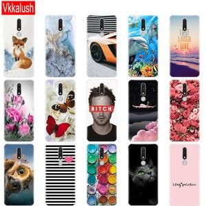 Image 4 - Telefon Fall Für Nokia 3,1 Plus Fall Abdeckung lustige Cartoon Silicon Weiche Rückseitige Abdeckung Nokia 3,1 Für Nokia 3,1 Plus 2018 fall Tasche bock