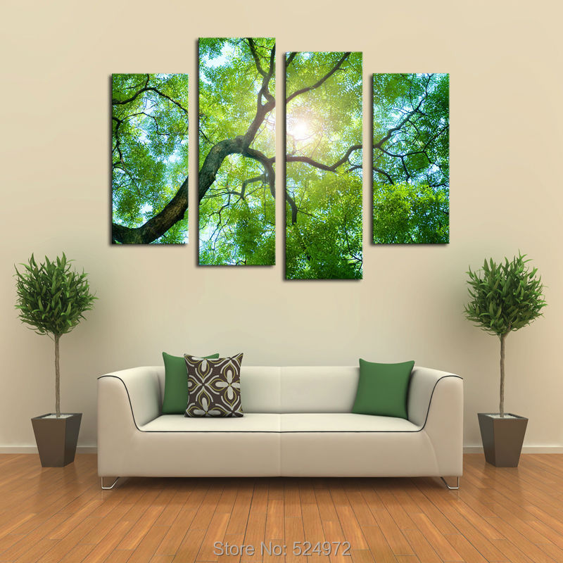 Online buy wholesale modern painting ideas from china for Canvas painting ideas for bedrooms