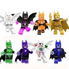 Legoings marvel Superhero series Batman series assembled people foreign trade hot bags Marvel's The Evengers цена и фото