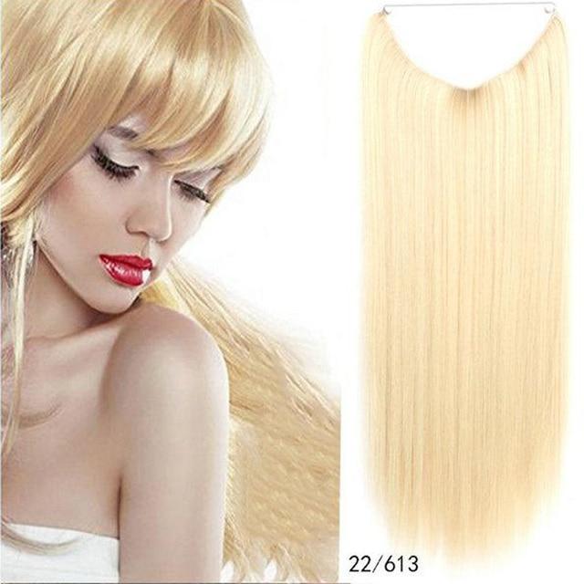 Flip in hair extensions miami
