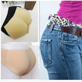Free Shiping,Butt Hip Enhancer Padded Seamless Shaper Panties Bum Booty Booster Pad Underwear women 4 Colors 4 Size #C0444