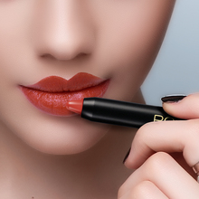 ILISYA velvet high quality lipstick waterproof no trace matte lasting moisturizing lip liner with brush