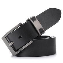 Classic Genuine Leather Belt For Men