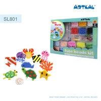 6000 pcs Artkal Beads Pixel Arts Kits Set Diy Cartoon Funny Toys Christmas Gift Handmade Jewerly Set Handmade materials package