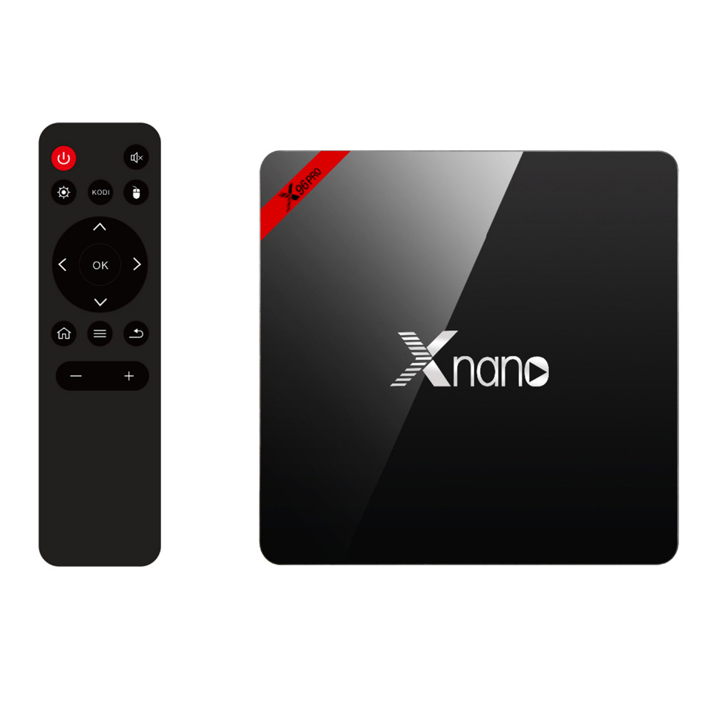 Android 6.0 Original X96 PRO Plus TV Set Top Box Amlogic S905X Quad Core ARM Cortex 32G wifi 1000LAN 2016 new original xiaomi tv box 3 s pro amlogic s905 cortex a53 2 0ghz 1gb ddr3 4gb emmc5 0 android 5 0 4k 3840 x 2160