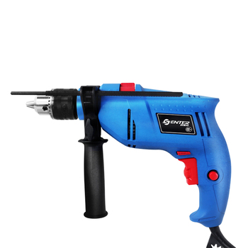 Electric drill impact drill dual-use household multi-function hand drill with wire electric manual hardware tool set