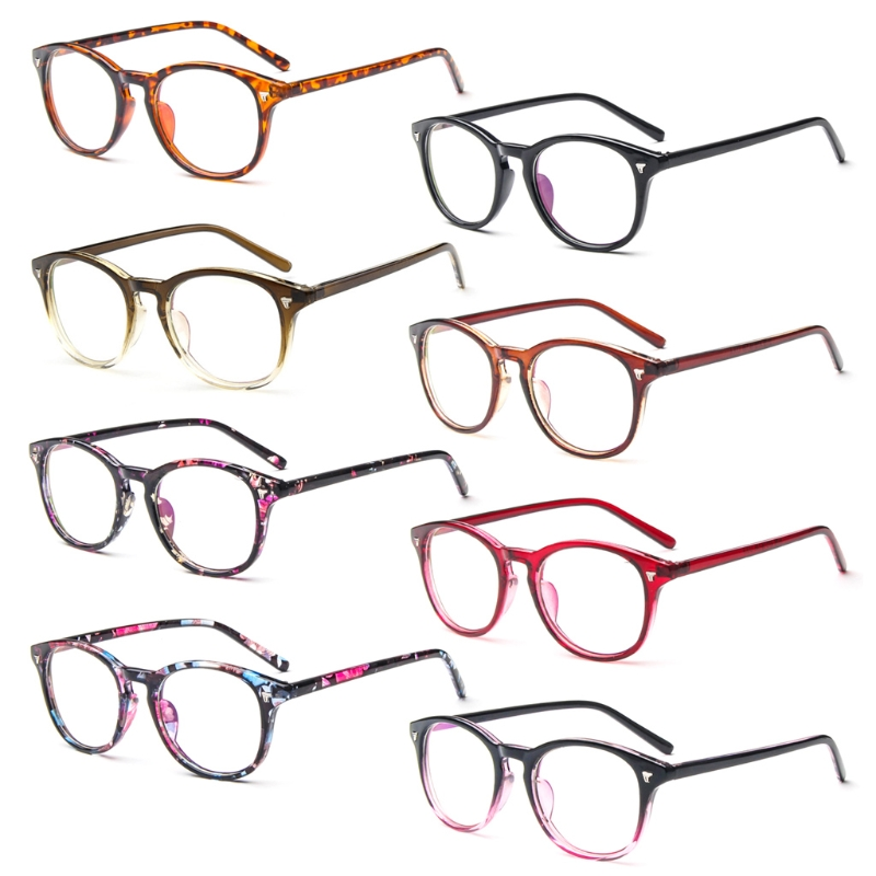 Square Anti Fatigue Reading Glasses Eyeglasses Readers Presbyopia ...