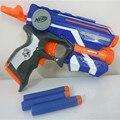 Nerf Arma de Plástico Arma de Brinquedo macio Bala Rifle Sniper Paintball Arma de Visão Noturna Infravermelha Ao Ar Livre Arma Carabina De Ar Suave