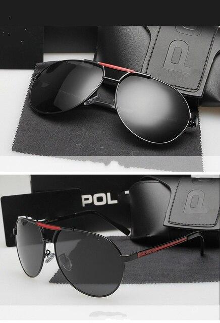 4bdbe8bc322 Men women s Outdoor Hunting Police Sunglasses driver Polarizing glasses  anti UV driving sunglasses