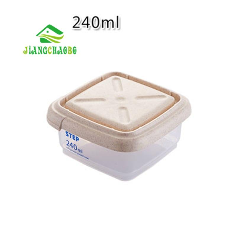 JiangChaoBo Kitchen Storage Tank Serbatoio di plastica Serbatoio di - Organizzazione e deposito in casa - Fotografia 5