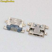 ChengHaoRan 5pcs For DOOGEE T6 T6 Pro micro usb jack charging connector plug dock socket port replacement parts цены