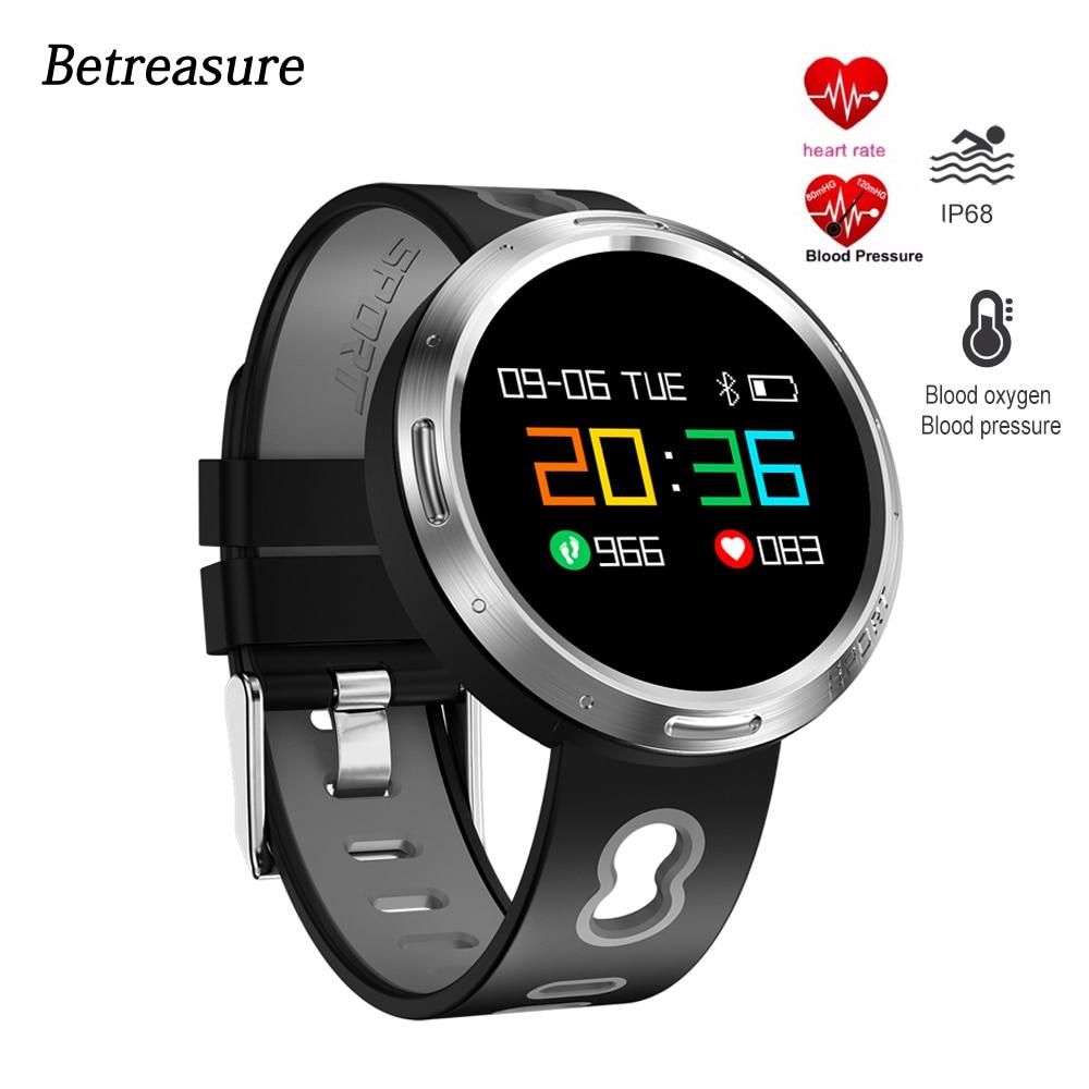 Betreasure X9VO Smart Bracelet Bluetooth Blood Pressure ...