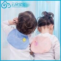 Baby bibs burp clothes cotton towel sharedzilla sweatbands kindergarten children across the napkin