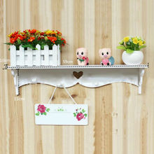 Sweet Home Wall Decals Home Holders Wall Mounted Key Hanger Shelf Storage Hanging Shelves Home Decoration Stand Rack