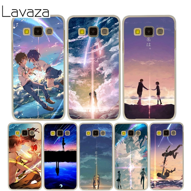 aliexpress com buy lavaza kiminonawa your name case for samsung