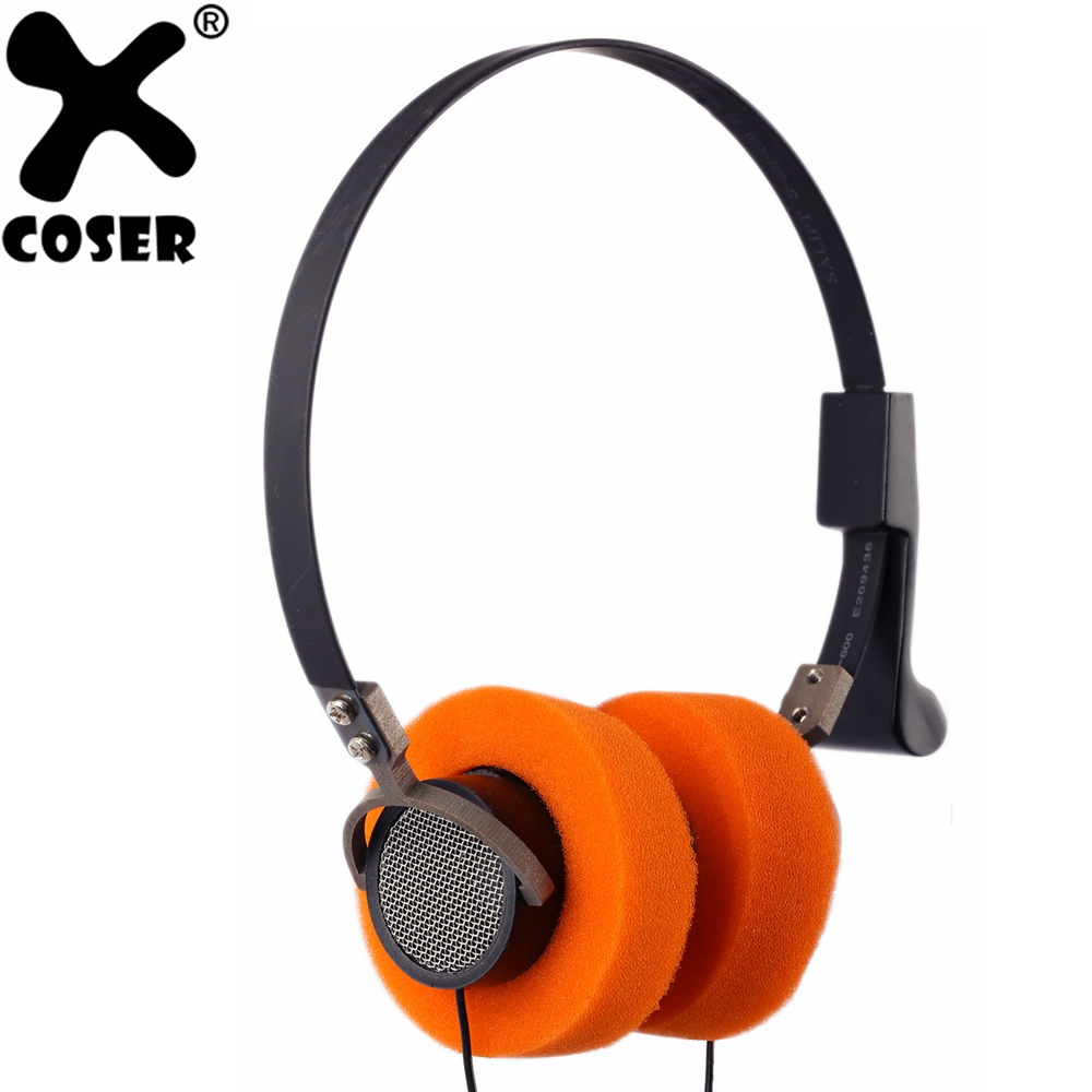 XCOSER Guardians of the Galaxy Star Lord Headphones Earphone Cosplay Props Walkman Music Earphone Headphone Costume Accessories