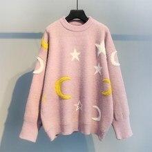 dla pulowery stylu koreański