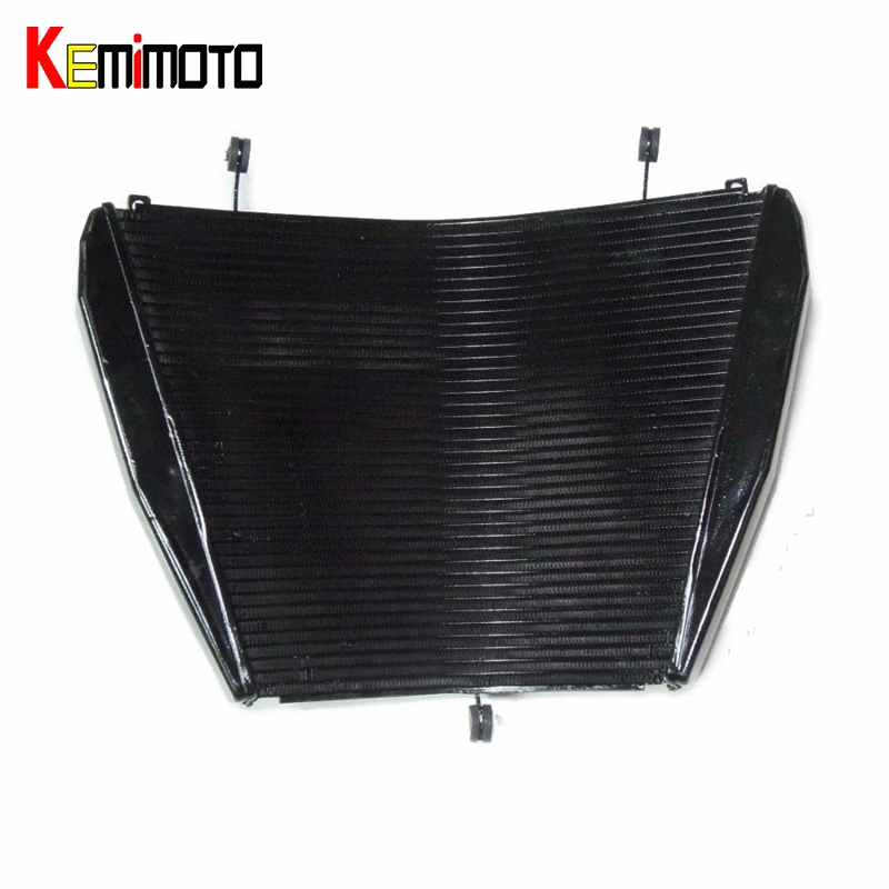 KEMiMOTO Motorcycle Replacement Radiator Cooler For HONDA CBR1000RR 2008 2009 2010 2011 CBR 1000RR CBR1000 RR Radiator Cooling kemimoto 2008 2014 cbr 1000rr aluminum radiator grille grills guard cover for honda cbr1000rr 2008 2009 2010 2011 2012 2013 2014