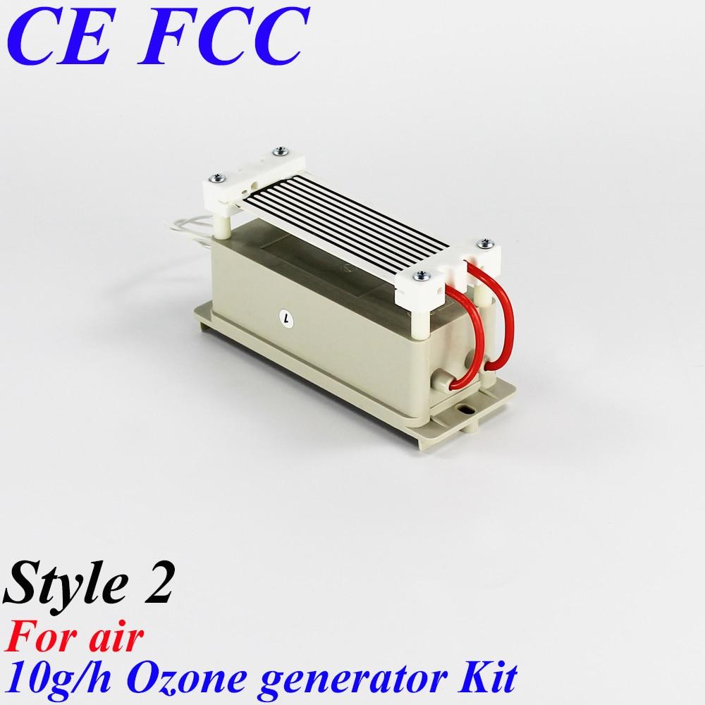 Pinuslongaeva CE EMC LVD FCC Factory outlet 3.5g 5g 7g 10g 14g/h Ceramic plate type ozone generator Kit ozone gas самокат tech team tiger 2018 light green