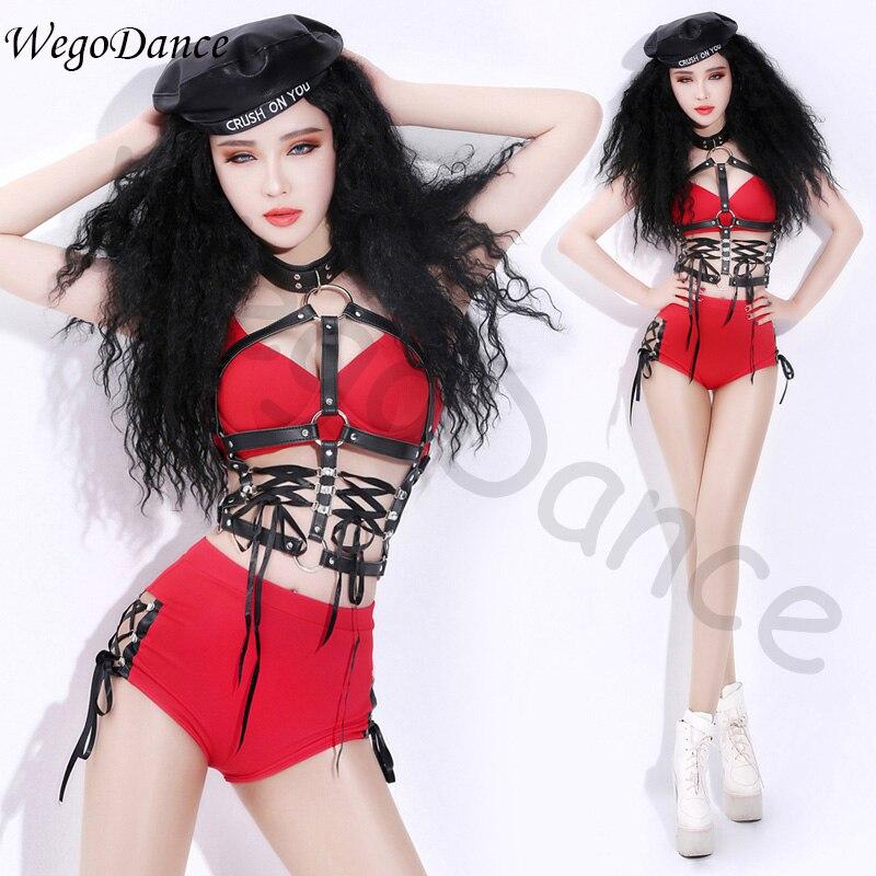 New Gogo Bar Ds Performance Clothing Sexy Nightclub DJ Singer Lead Dance Costume Woman
