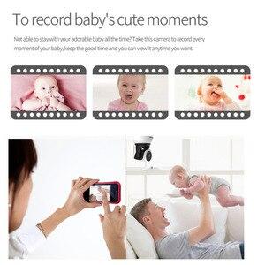 Image 4 - Vstarcam 720 P bezprzewodowa kamera sieciowa Wi Fi C7824WIP bezpieczeństwa Baby Monitor sieci IP domofon aplikacji telefonu komórkowego Night Vision Camera